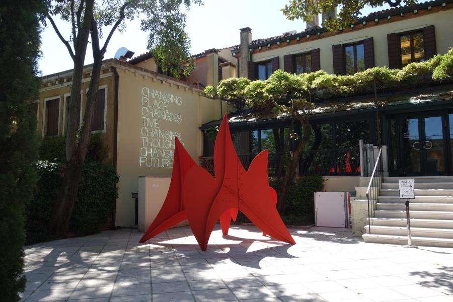 Alexander Calder Peggy Guggenheim Venezia