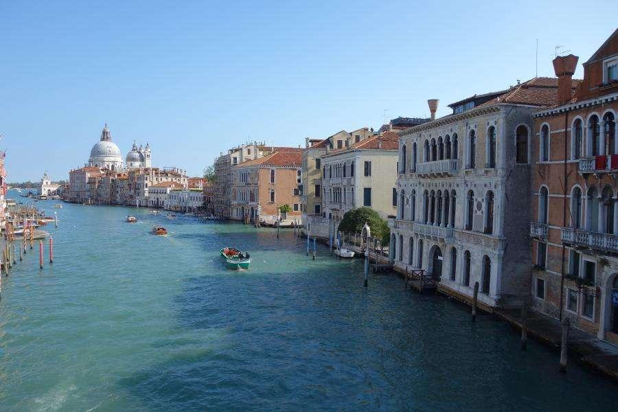 Canal Grande Venezia cosa vedere