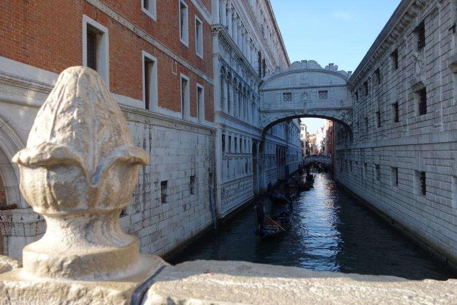 Ponte dei Sospiri Venezia cosa vedere