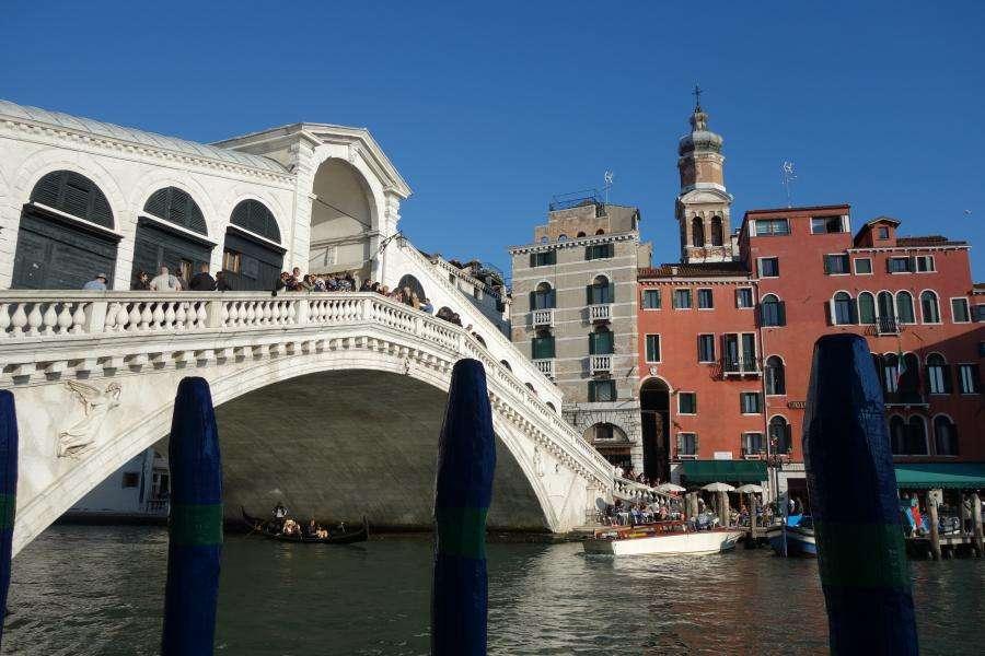 Ponte di Rialto Venezia cosa vedere