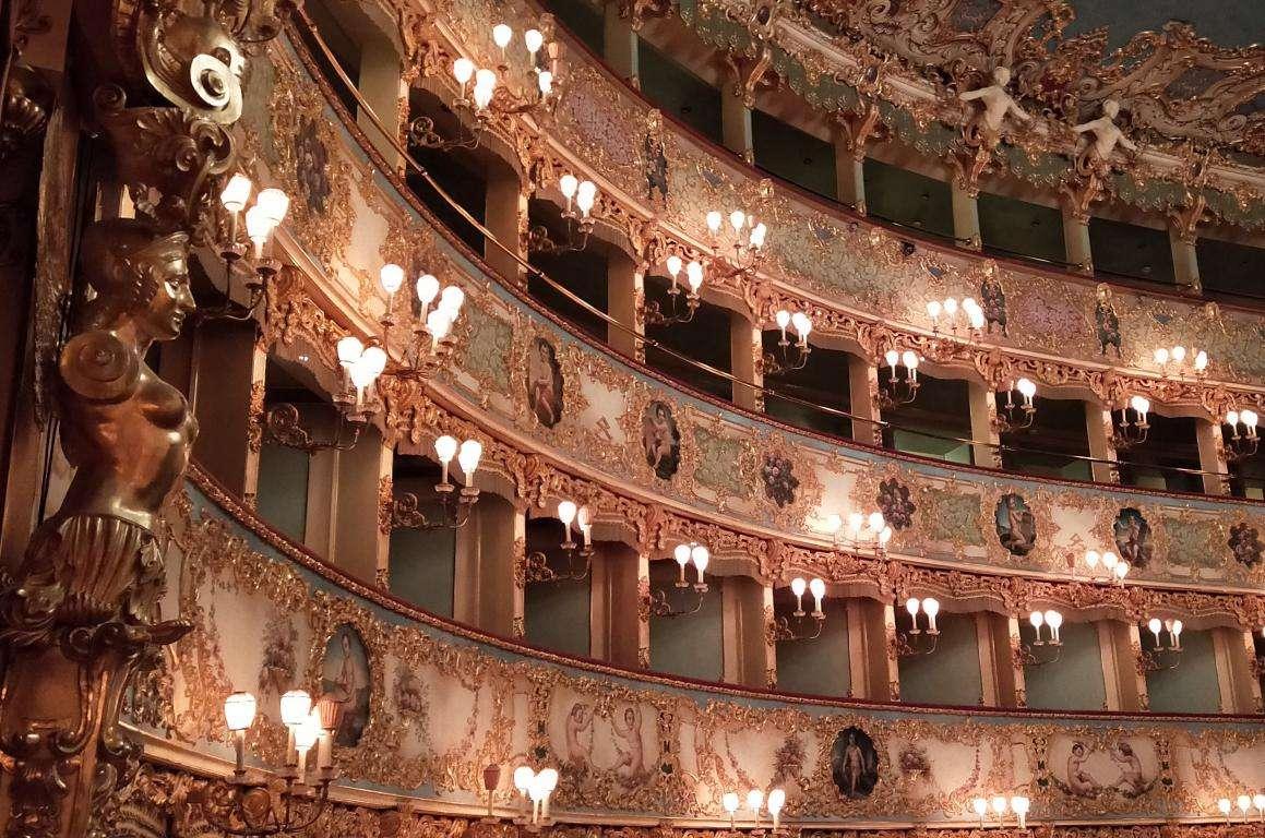 Teatro la Fenice di Venezia cosa vedere