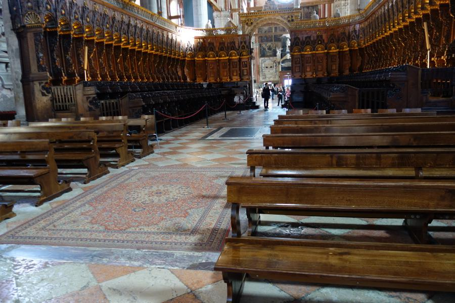 Coro ligneo di Santa Maria Gloriosa dei Frari