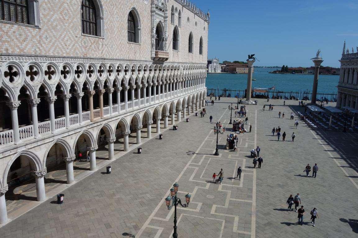 Palazzo Ducale di Venezia cosa vedere
