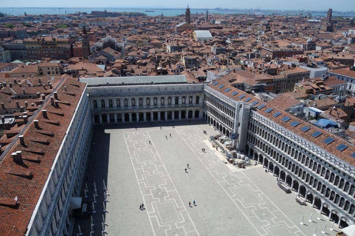 Piazza san Marco cosa vedere Venezia