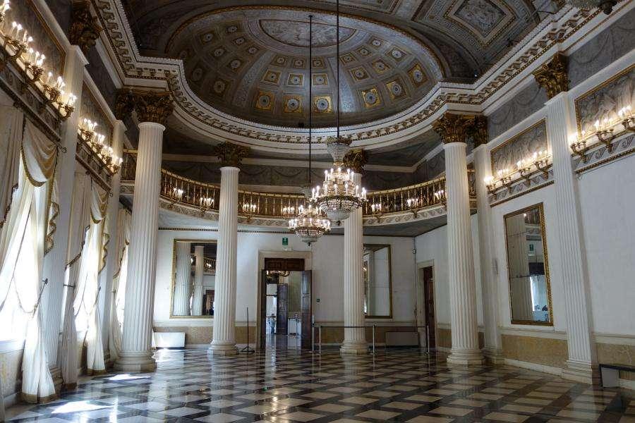 Sala da ballo Museo Correr Venezia