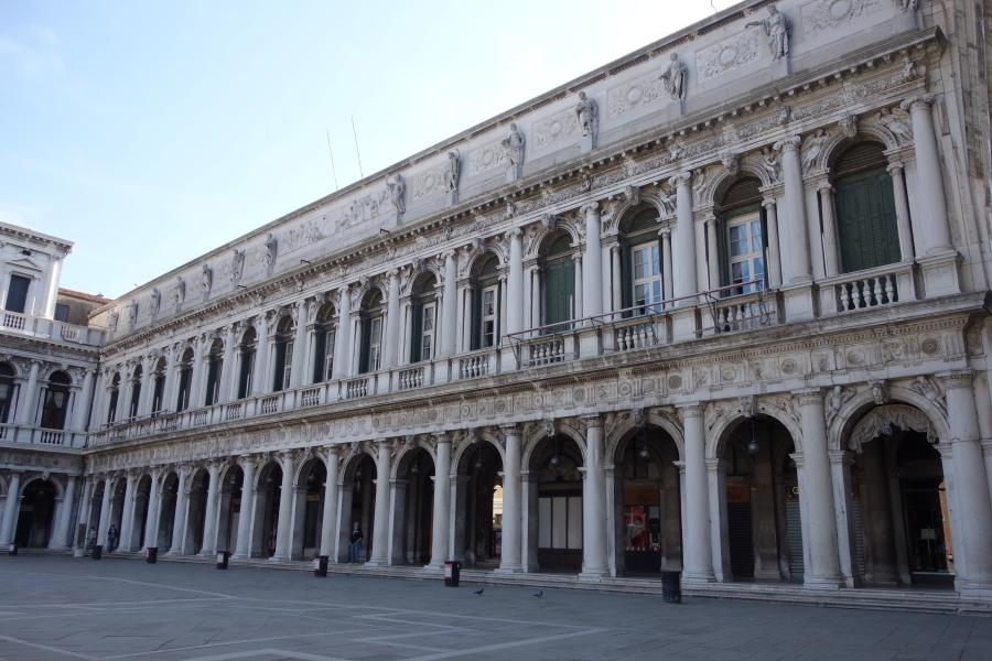 Museo Correr piazza san Marco Venezia