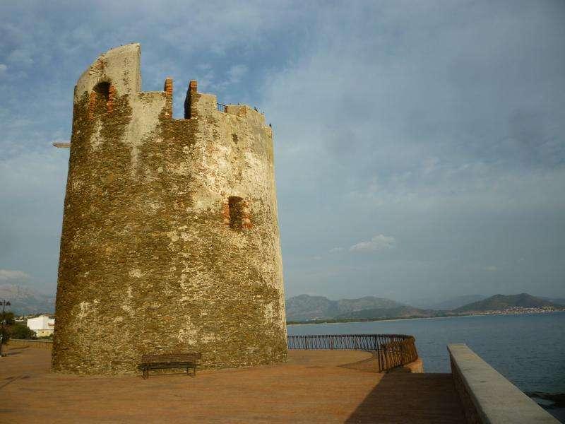 Posada torre spagnola Sardegna