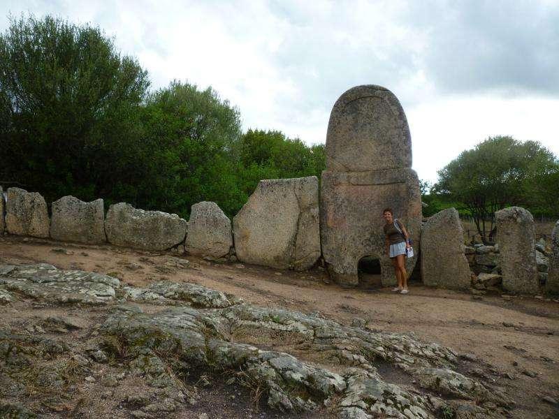 Coddu Vecchiu Arzachena viaggio in Sardegna