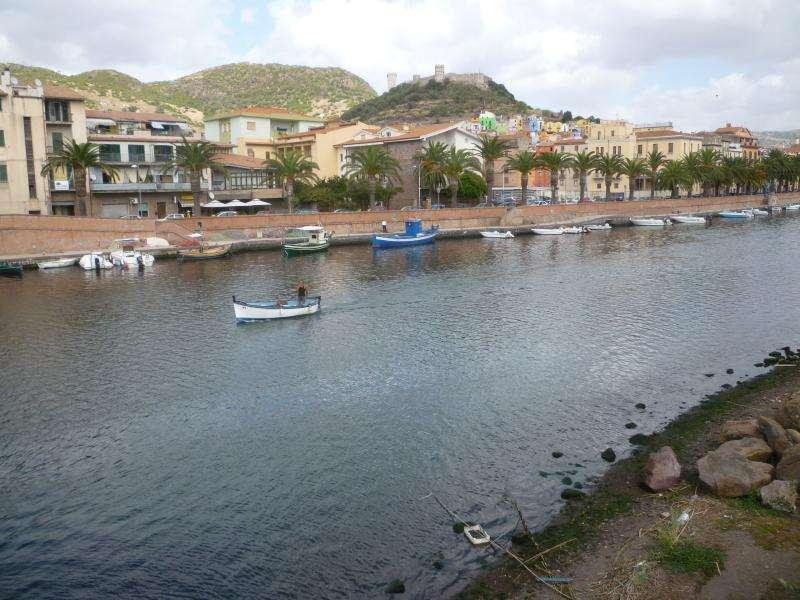 Bosa fiume Temo Sardegna cosa vedere