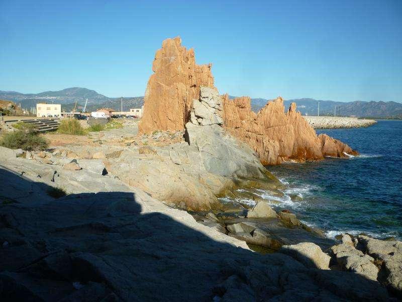 Arbatax rocce rosse cosa vedere