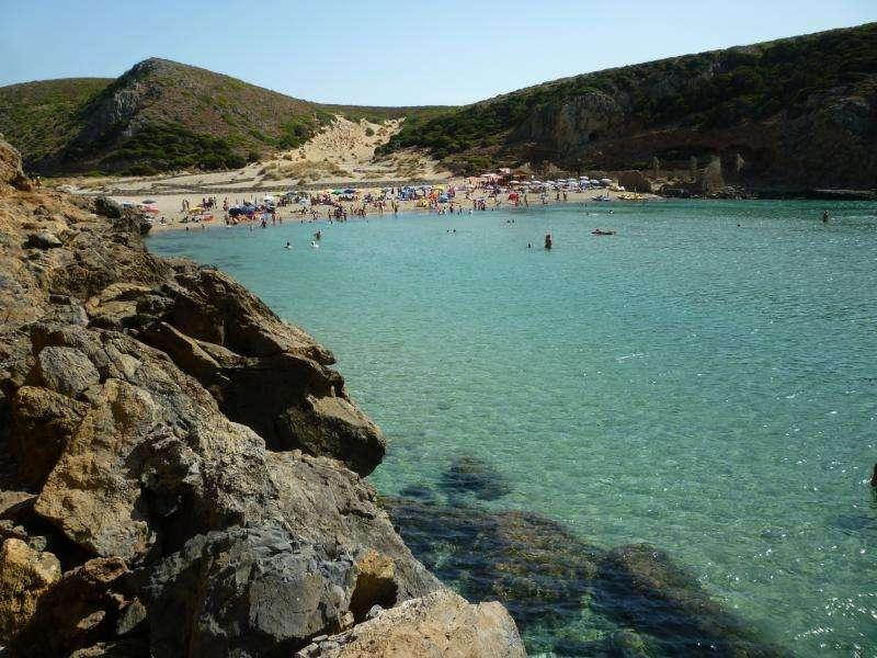 Cala Domestica Sardegna on the road cosa vedere