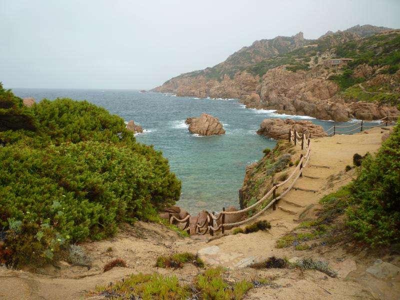 Costa paradiso Sardegna in viaggio