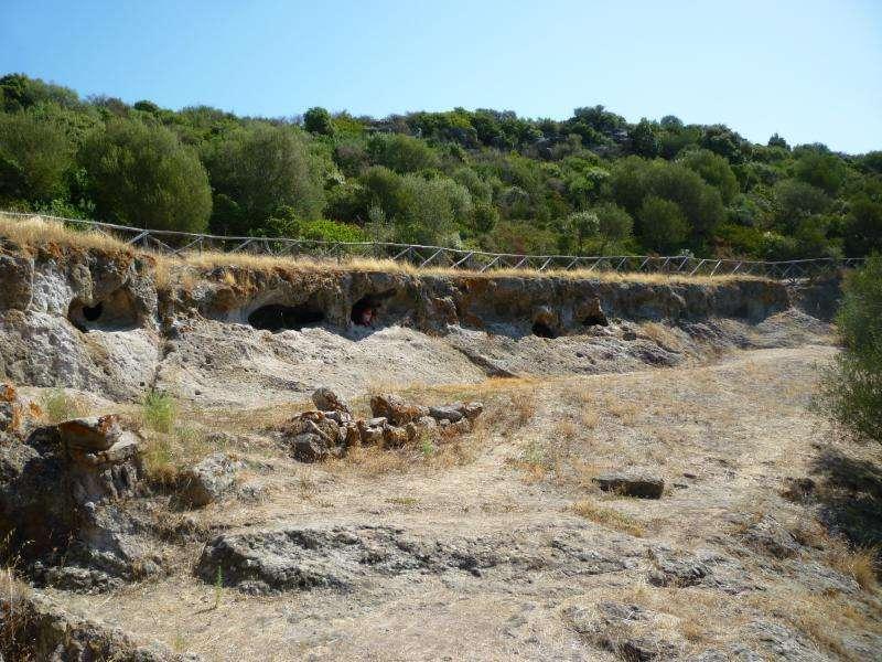 Montessu sito archeologico Sardegna in viaggio