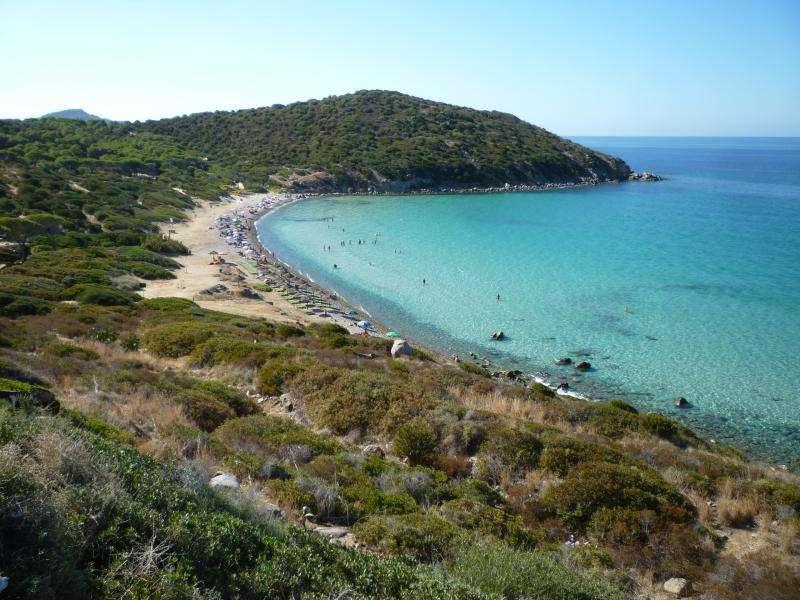Costa sud Sardegna cosa vedere on the road
