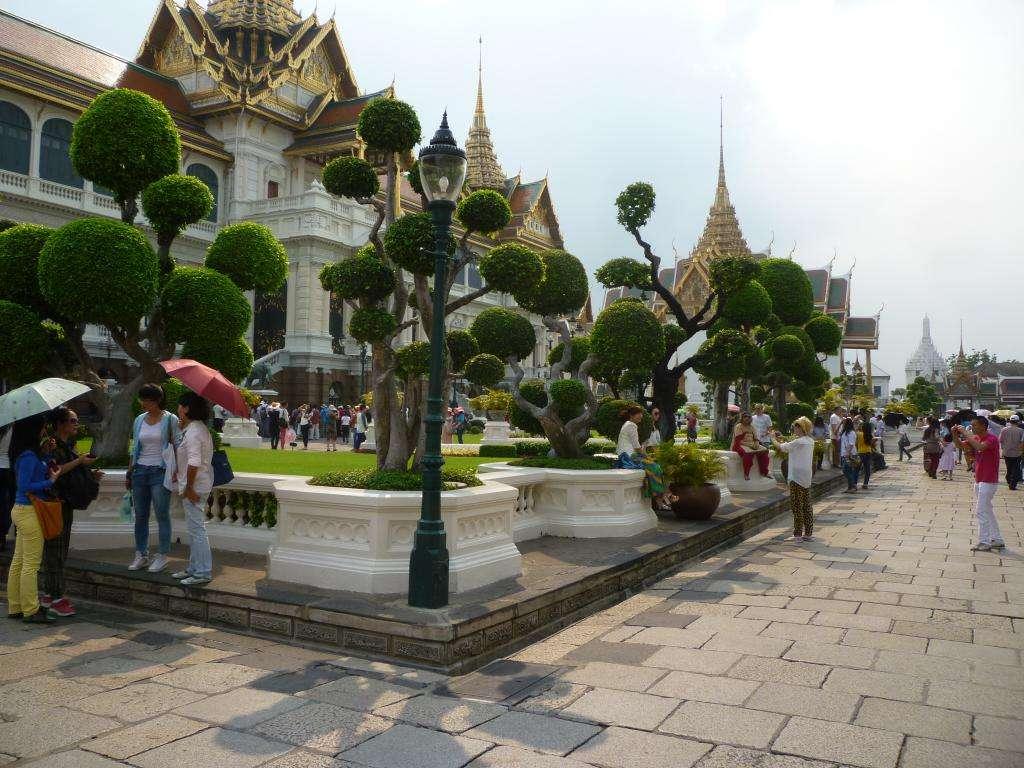 Bangkok cosa vedere viaggio Thailandia