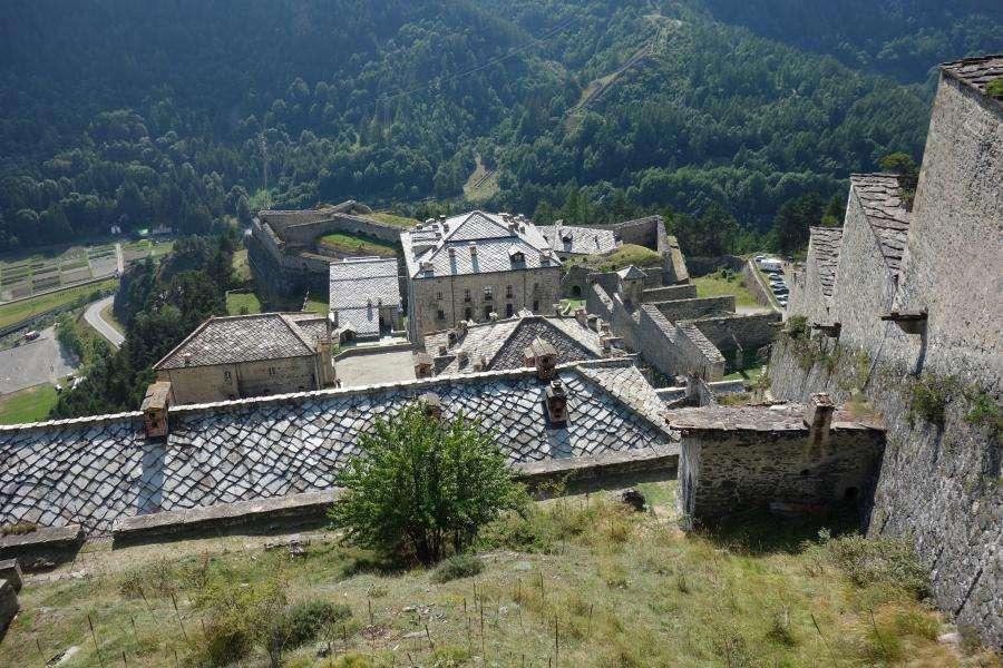 Forte di Fenestrelle in Piemonte