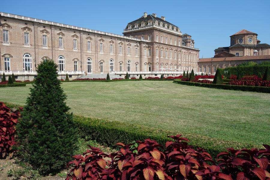 Reggia di Venaria in Piemonte