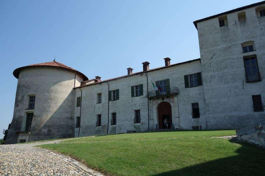 Castello di Masino in Piemonte