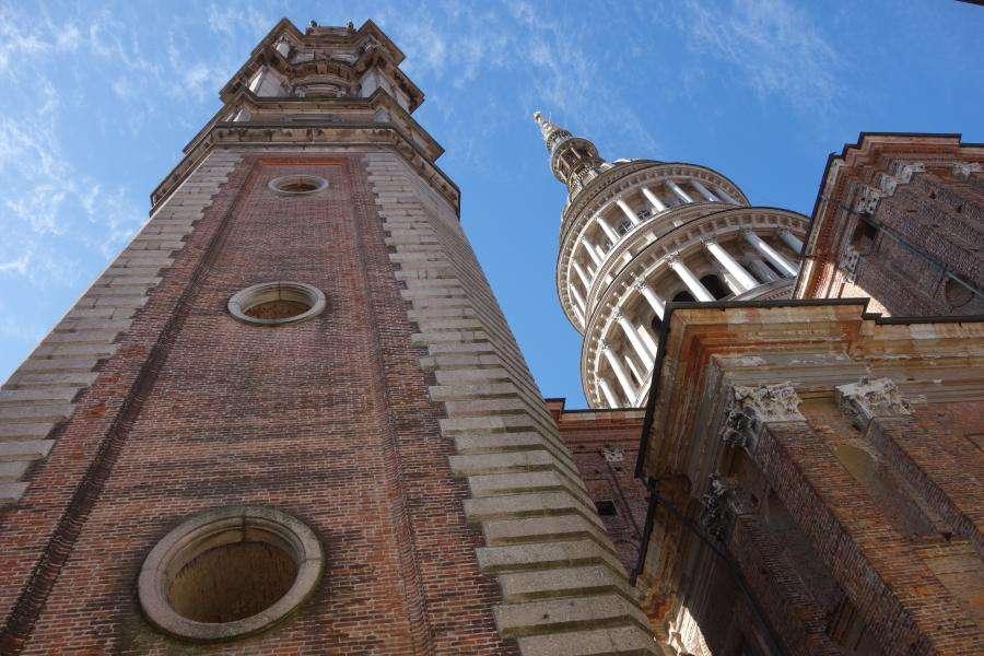 Novara basilica di san Gaudenzio