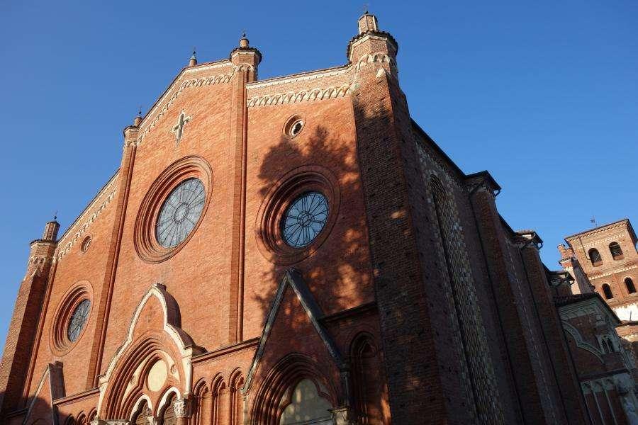 Asti cattedrale santa Maria Assunta