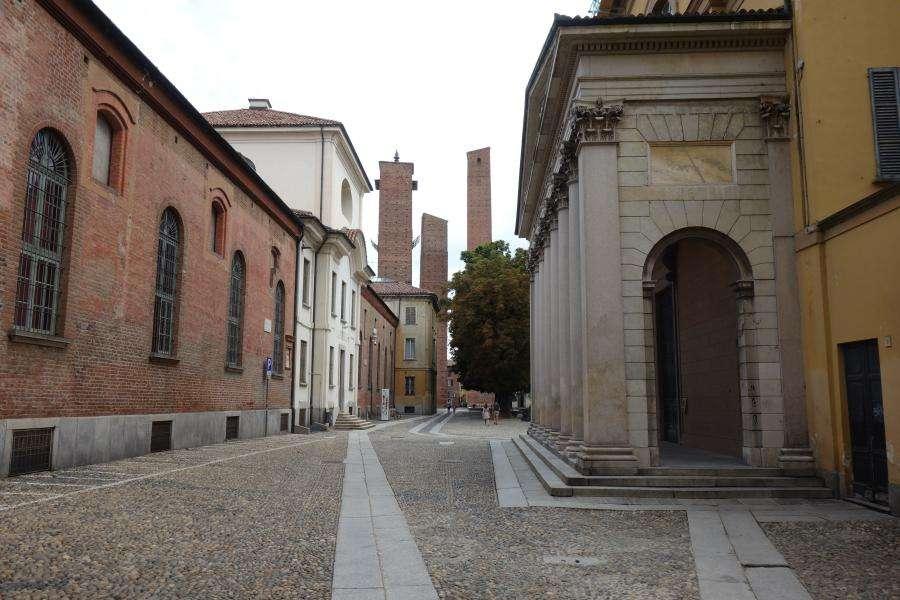 Torri medievali a Pavia